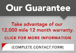 Auto Repair Guarantee